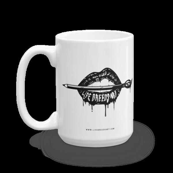 Eat Sleep Create Mug 15oz
